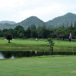 Sawang Golf Club Green